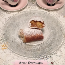 The recipe for a delicious Homemade Apple Empanada