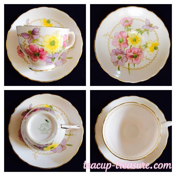 Tuscan - Multi-Colored Floral - $15 USD