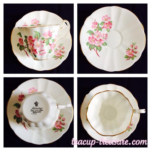 Adderley - Pink Blossom - $15 USD