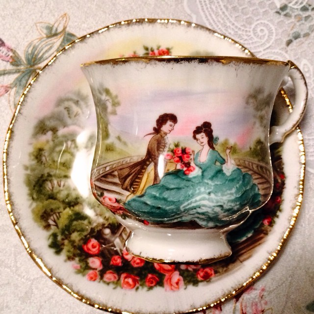 "Paragon ""Marlborough Series"". Email if interested. Ships Worldwide. Paypal accepted. More cups at http://teacup-treasure.com/catalogue #teacup4sale #teacupforsale #tea #teacup #teacups #teatime #vintage"